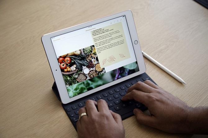Chuỗi cung ứng Đài Loan: Apple sẽ tung ra 600.000 chiếc iPad Pro cỡ nhỏ trong tháng 7