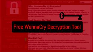 Đã có công cụ khôi phục dữ liệu bị mã hóa bởi WannaCry