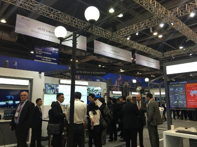 Huawei giới thiệu giải pháp Thành phố An toàn eLTE tại Hồng Kông