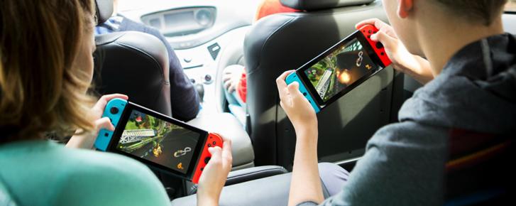 Nintendo Switch bất ngờ thành công: Thị trường di động đang thay đổi?