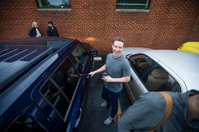 Mark Zuckerberg: Tôi sẽ không chạy đua vào Nhà Trắng