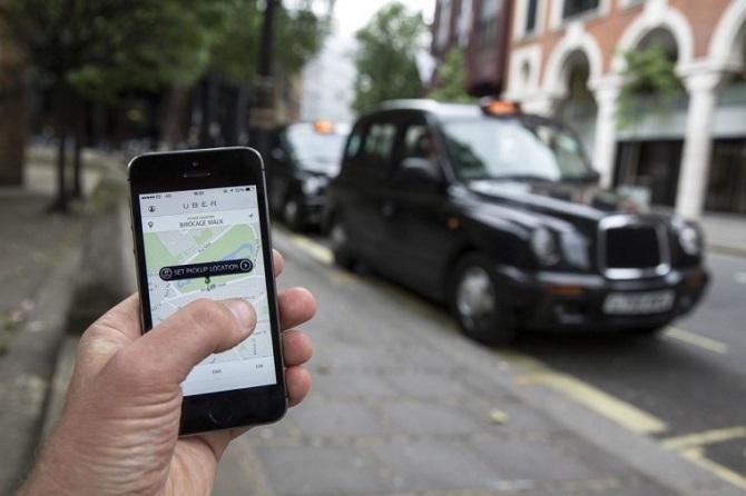 Uber sẽ dùng AI để tính tiền dịch vụ