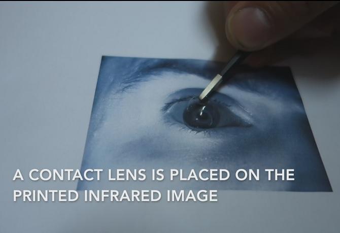 Đánh bại bảo mật mống mắt của Galaxy S8 bằng thủ thuật siêu đơn giản
