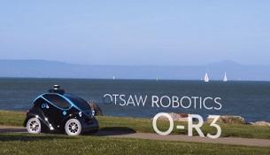 Singapore muốn dùng xe robot tích hợp drone để làm bảo vệ