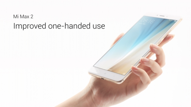 Mi Max 2 chính thức: ngoại hình na ná iPhone, camera như Mi 6, pin tăng lên 5300 mAh