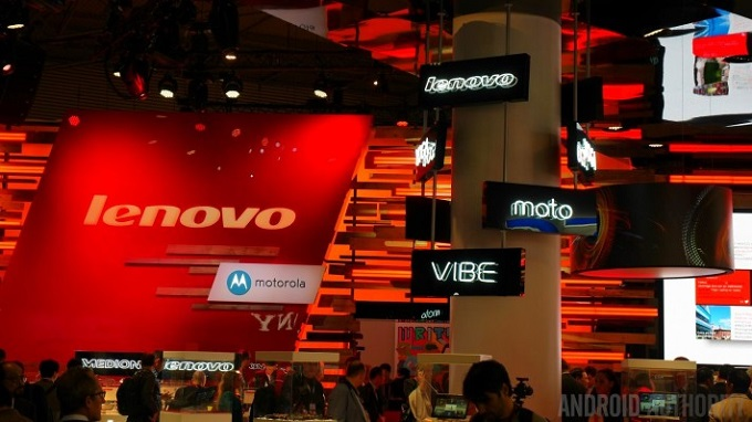 Lenovo vẫn giữ mảng di động dù đang tái cơ cấu