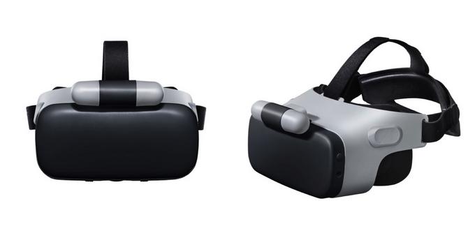 HTC giới thiệu thiết bị đeo VR, có tay cầm điều khiển
