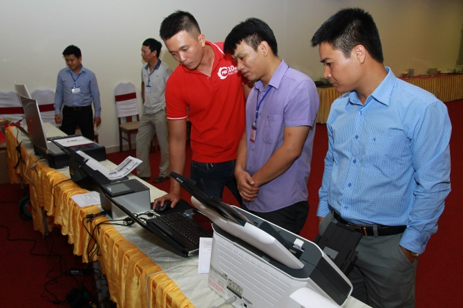 Plustek giới thiệu loạt máy scan đa năng và giải pháp số hóa phục vụ chính quyền điện tử
