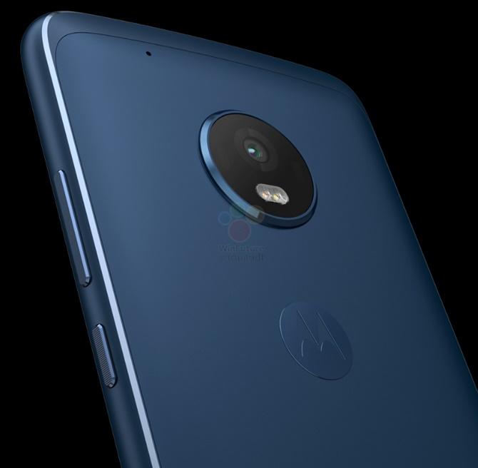 Rò rỉ ảnh thiết kế của Moto G5S Plus