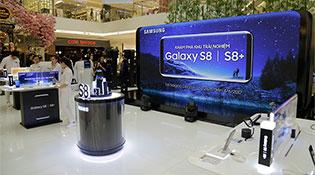 Samsung mở triển lãm trải nghiệm hệ sinh thái công nghệ