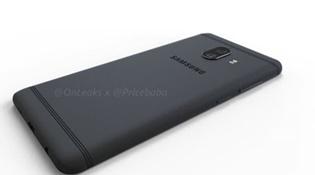 Lộ ảnh smartphone Samsung đầu tiên dùng camera kép