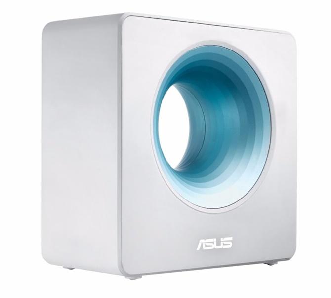 [Computex 2017] Asus giới thiệu Blue Cave: router Wi-Fi với một lỗ tròn ở giữa