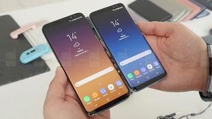 Galaxy S8 bán nhanh gấp đôi thế hệ tiền nhiệm ở Hàn Quốc