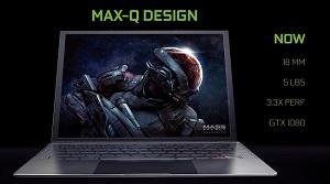 """[Computex 2017] NVIDIA giới thiệu thiết kế """"thu nhỏ"""" GTX 1080 cho laptop siêu mỏng"""