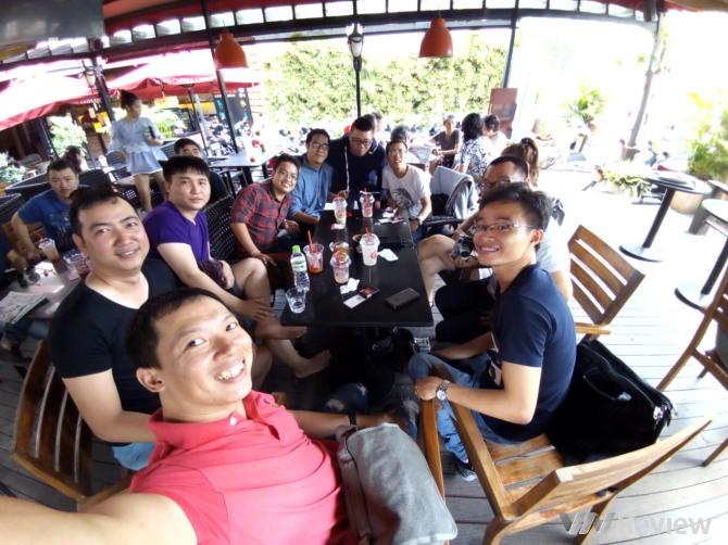 Infinix S2 Điện thoại selfie góc rộng 135 độ - 189939