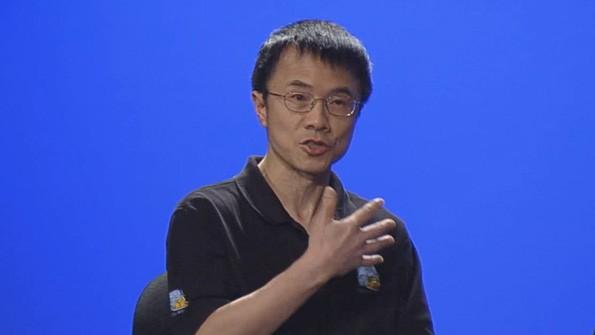 Qi Lu, Baidu