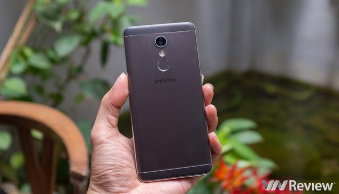 Infinix S2 Điện thoại selfie góc rộng 135 độ - 189925