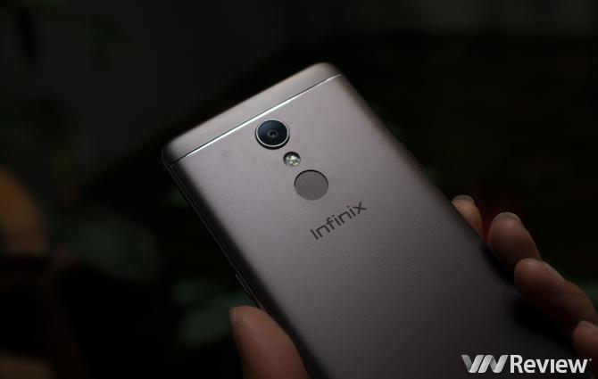 Infinix S2 Điện thoại selfie góc rộng 135 độ - 189935