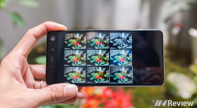 Infinix S2 Điện thoại selfie góc rộng 135 độ - 189937