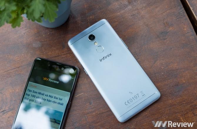 Infinix S2 Điện thoại selfie góc rộng 135 độ - 189931