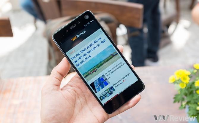 Infinix S2 Điện thoại selfie góc rộng 135 độ