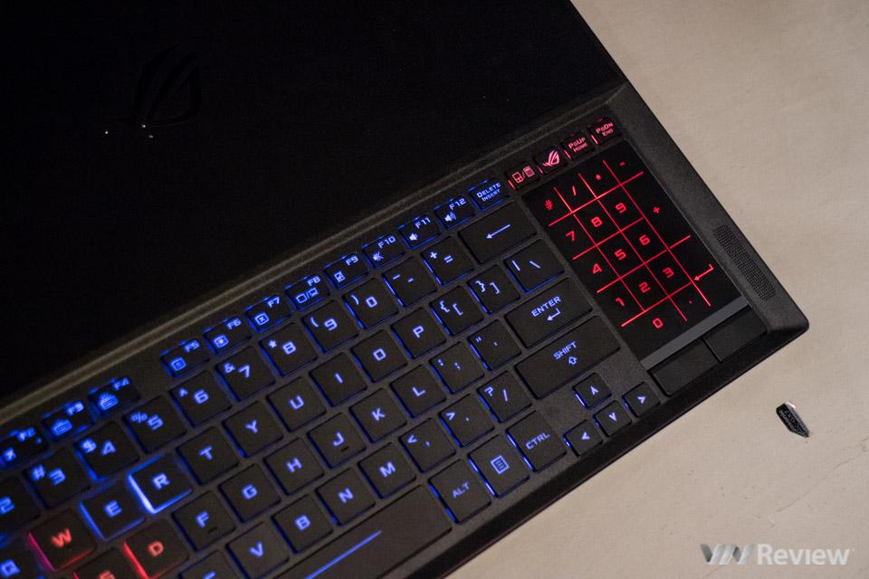 Asus RoG Zephyrus - Laptop dùng GTX 1080 mỏng nhất thế giới - 189933