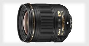 Nikon sẽ tung ra ống kính 28mm f/1.4 trong tuần này
