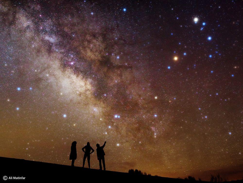 Sự khác biệt giữa thiên văn học và chiêm tinh học?