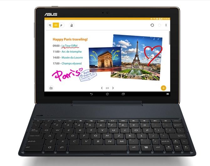 [Computex 2017] Asus trình làng 2 chiếc tablet ZenPad 10 mới với cấu hình tầm trung