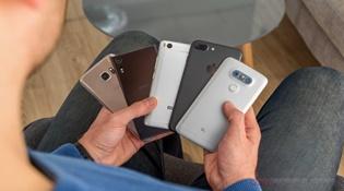 IDC: doanh số smartphone toàn cầu sẽ tăng 3% trong năm 2017