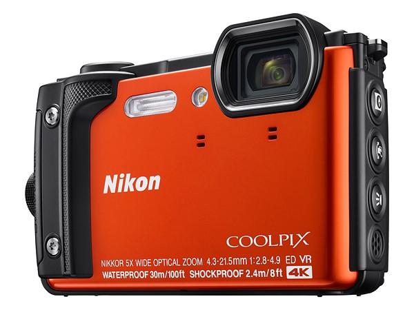 Nikon ra mắt 3 ống kính mới cùng chiếc máy ảnh PnS siêu bền Coolpix W300