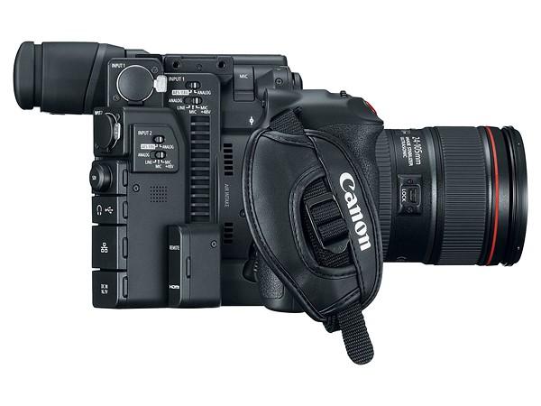 Canon giới thiệu Cinema EOS C200 và C200B: máy quay chuyên nghiệp hỗ trợ 4K và HDR