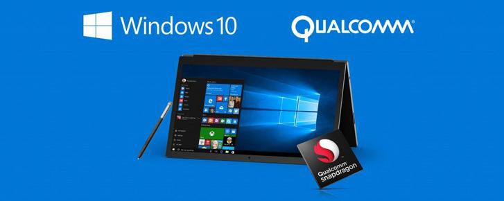 Lại nói về máy tính Windows 10 sẽ chạy chip Snapdragon