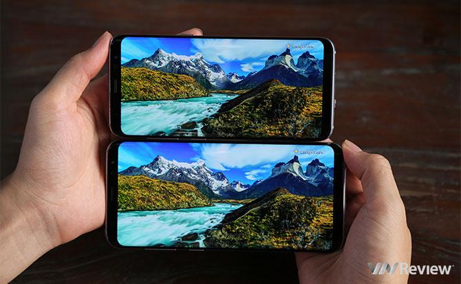 DOANH NHÂN Galaxy S8 và S8+ : về 20c giá nhập RẺ QUYẾN RŨ khách !!! - 30