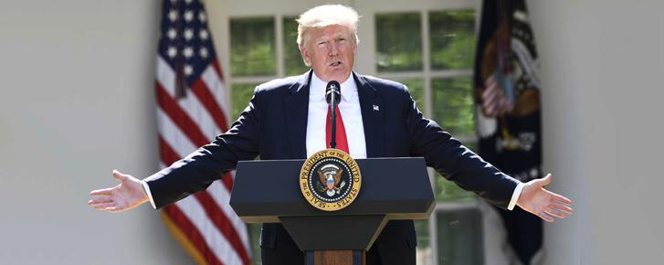Donald Trump công bố lý do Mỹ rút khỏi hiệp định Paris