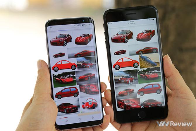 DOANH NHÂN Galaxy S8 và S8+ : về 20c giá nhập RẺ QUYẾN RŨ khách !!! - 31