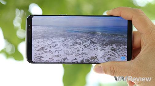 Đánh giá Samsung Galaxy S8 và S8+