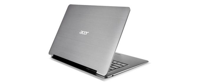 Ultrabook Acer Aspire S5 sẽ được bán ra trong tháng Sáu