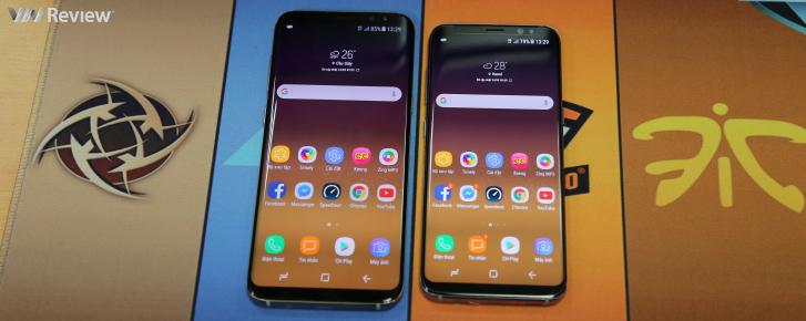 Đánh giá chi tiết Galaxy S8 và S8+: lĩnh ấn tiên phong