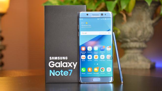 Cửa hàng dìm giá Galaxy Note 7R dù chưa bán ở Việt Nam
