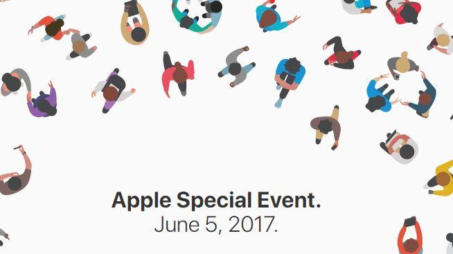 Mời xem tường thuật trực tiếp sự kiện WWDC 2017 của Apple