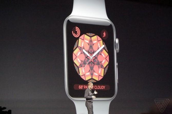 watchOS 4 chính thức: nhiều mặt đồng hồ mới, cải thiện theo dõi sức khỏe