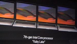 Apple MacBook mới: Chip Intel Kaby Lake, SSD tốc độ cao và tùy chọn giá tốt hơn
