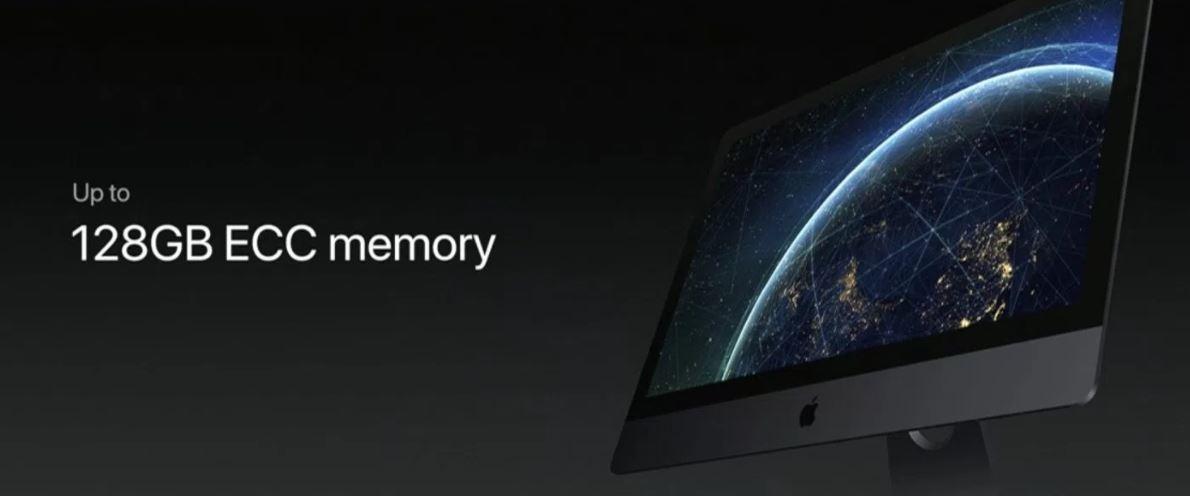 Đây là iMac Pro: chip Intel Xeon 18 nhân, màn hình 5K, giá 4.999 USD