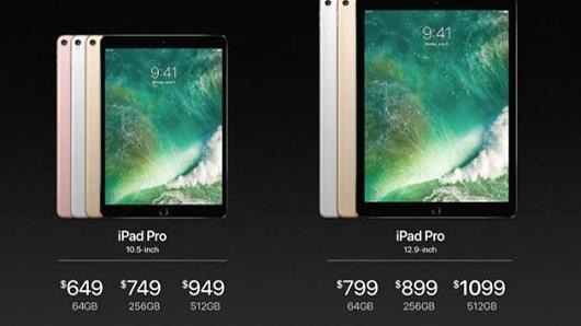 Tin đồn thành hiện thực: Apple ra mắt iPad Pro 10.5 inch