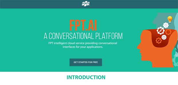 FPT công bố ra mắt nền tảng trí tuệ nhân tạo FPT.AI