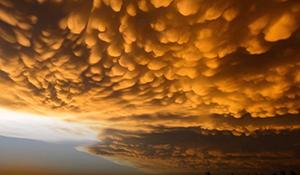 Hàng trăm cơn siêu bão trong một video timelapse dài 3 phút
