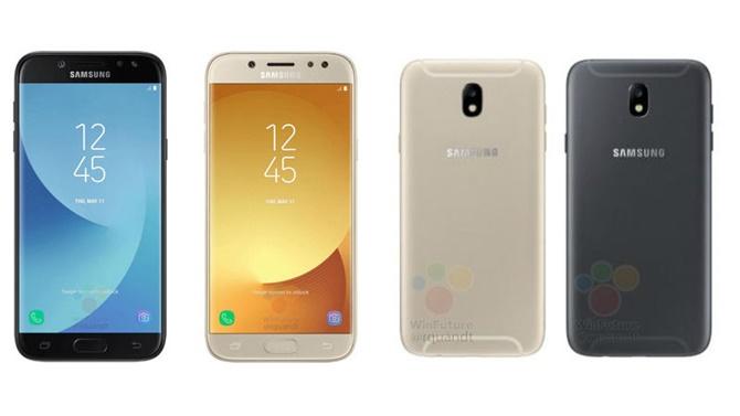 Galaxy J5, J7 (2017) chính thức trình làng: chip 8 nhân, camera 13 MP