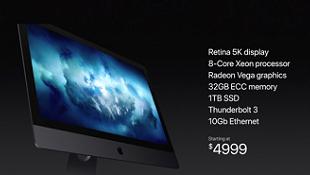 """""""Mổ xẻ"""" cấu hình iMac Pro: 5000 USD liệu có quá đắt?"""