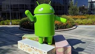 Marshmallow là phiên bản Android phổ biến nhất, thị phần Nougat đạt gần 10%